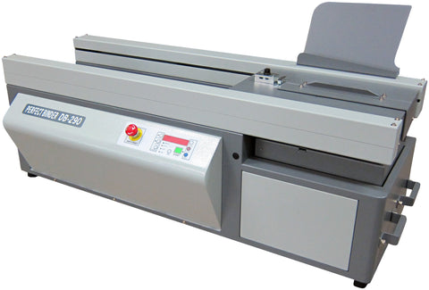 Duplo DB-290 Perfect Binder - Justbinding.com