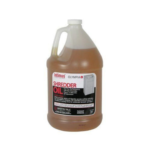 Intimus 4-1 Gallon Lube oil - Justbinding.com