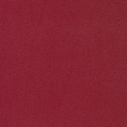 Leather Maroon 16 mil Letter Poly Covers, 50 pcs