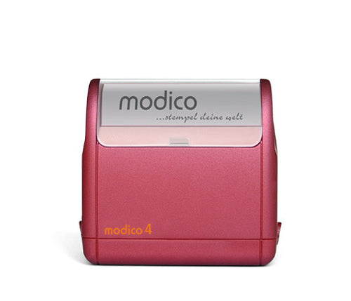 modico 4 Rubber Stamp