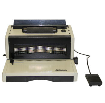 Optimus-46HD Coil Machine - Justbinding.com