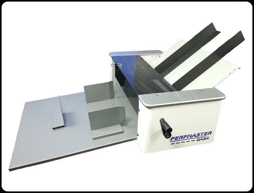 Perfmaster Dash Perforating and Scoring Machine - Justbinding.com