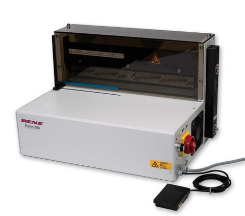 Renz P500 ES Professional Paper Punch Coil - Justbinding.com