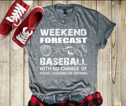 Weekend Forecast