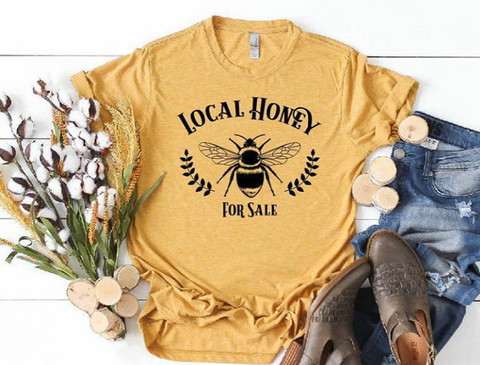 Local Honey for Sale