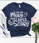 You are more then a test score