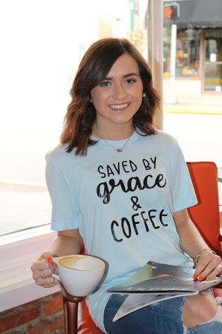 Saved By Grace & Coffee