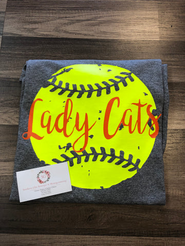 Lady Cats Softball