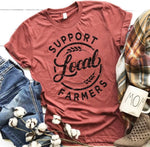 Support local farmers!