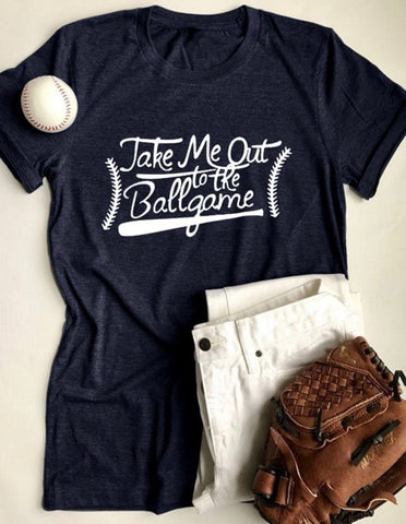 Take me out to the ballgame!