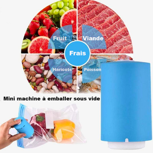 Mini Machine à Emballer Sous Vide