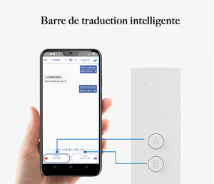 Translator : Le Traducteur Portable Instantané