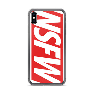 NSFW iPhone Case