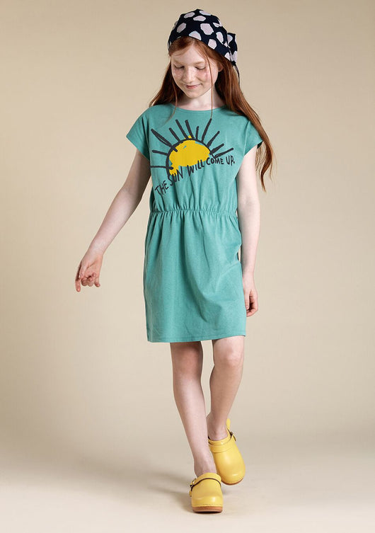 THE SUN WILL COME UP Beach Dress