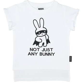 NOT JUST ANY BUNNY Short Sleeved T-shirt
