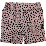 SPOTTY LEOPARD AOP Shorts