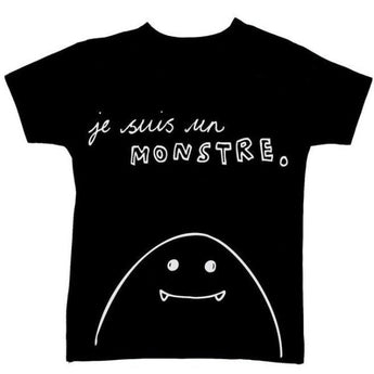 MONSTER Short Sleeved T-shirt
