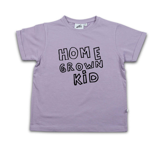 HOME GROWN KID Short Sleeved Tshirt
