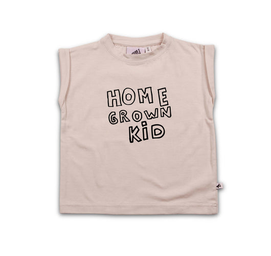 HOME GROWN KID Boxy Tee