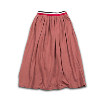 Maxi Skirt Withered Rose
