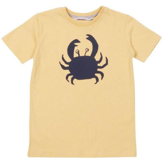 CRAB Short Sleeved T-Shirt
