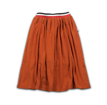 Maxi Skirt Potter Clay