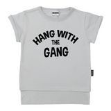 Hang with the Gang (Grey T-shirt)