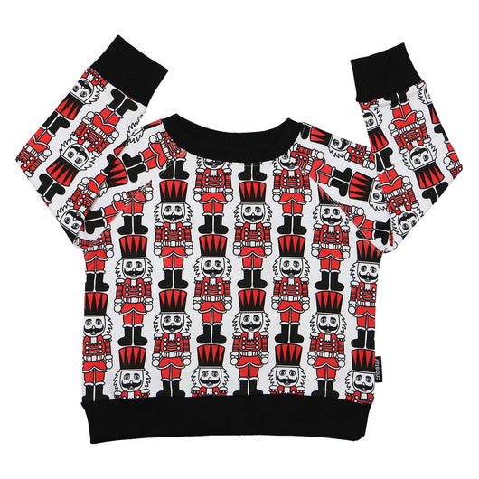 Christmas sweatshirt - nutcracker
