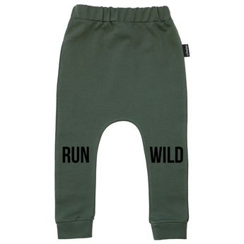 Run wild harem legging