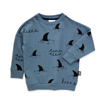 SHARKS Loose Sweater