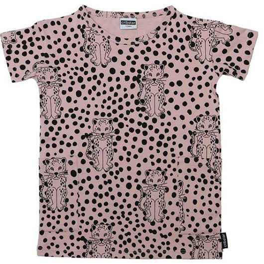 Spotty Leopard Dress