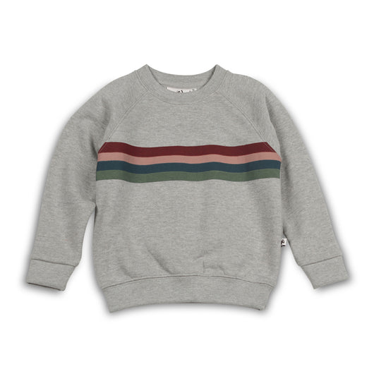 Sweater: Varsity Style - Stripes