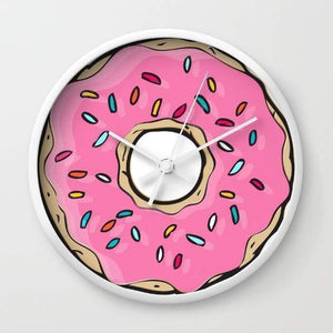 Doughnut Wall clock - olivias-room-boutique