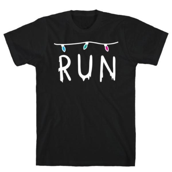 RUN STRANGER THINGS T-SHIRT - olivias-room-boutique