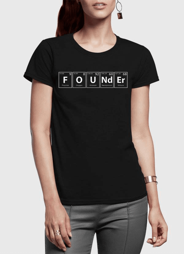 Founder  T-shirt - olivias-room-boutique