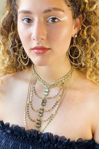 Bohemian Princess Layered Necklace - Monsoon Ridge