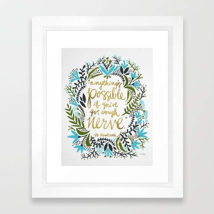 Anything's Possible Frame - olivias-room-boutique