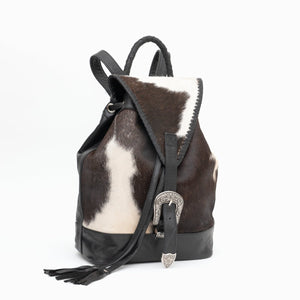 Jitana Leather Backpack Prints and Solids