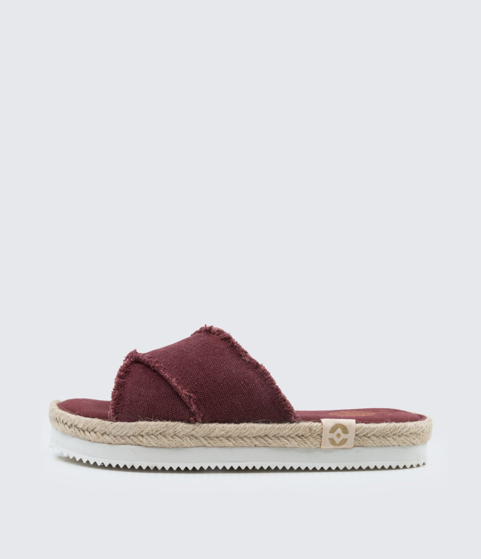Kamala Purple Slip On Sandals - Monsoon Ridge