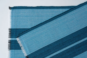 Inabel Placemat | Ocean Blue