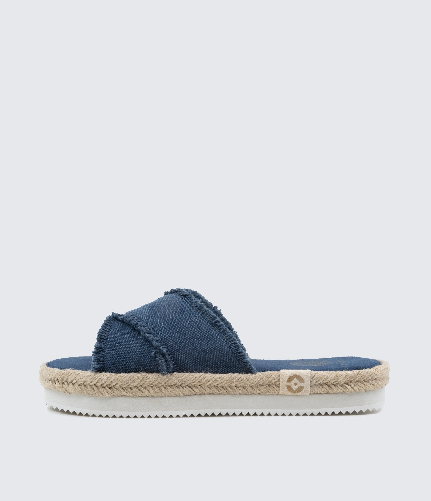 Kamala Denim Blue Sandals Espadrilles - Monsoon Ridge