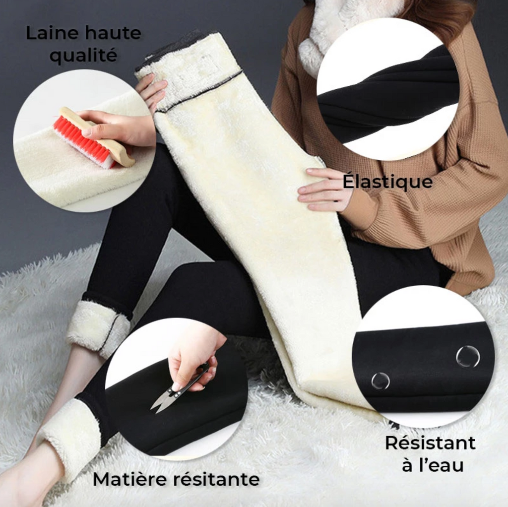 Legging chaud&confortable LegFashion™