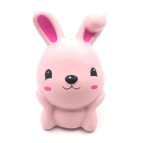 Image of Pink Rabbit Squishy