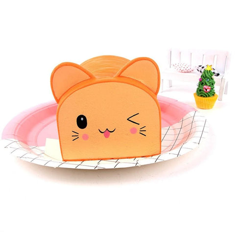 Image of Cat Bread Squishy