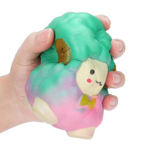 Image of Bow Sheep Squishy
