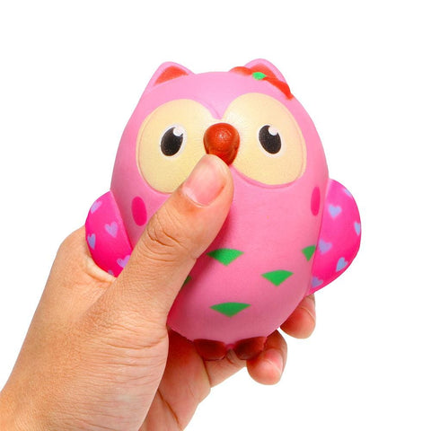 Image of Owl Squishy