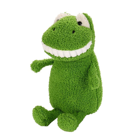 Image of Smiling Plush Pets - Frog
