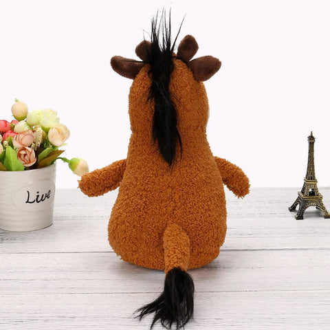 Image of Smiling Plush Pets - Horse