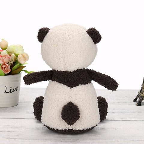 Image of Smiling Plush Pets - Panda
