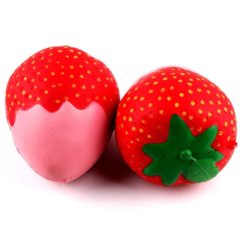 Dipped Strawberry Squishy